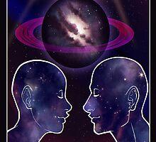 """Prism VI: The Lovers""  by GoldenBlackHawk"