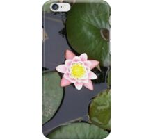 Pink Flower Case iPhone Case/Skin