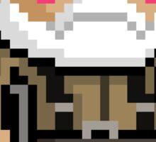 Pixel Walking Dead - Hershel Sticker