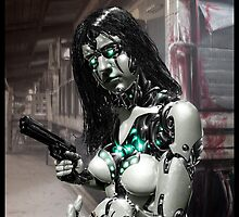 Cyberpunk Photography 067 by Ian Sokoliwski