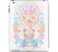 The color theorist iPad Case/Skin