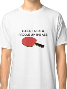 Beerfest - Paddle up the ass Classic T-Shirt