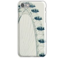 Round and round it goes iPhone Case/Skin