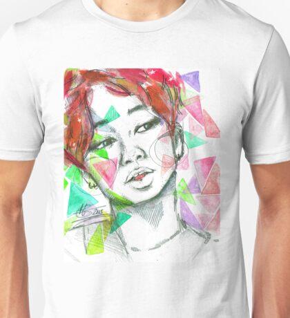 ~RUN w/ JIMIN~ Unisex T-Shirt