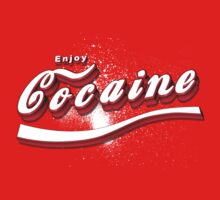 Enjoy Cocaine by viperbarratt