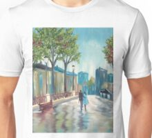 Walk in the Rain Unisex T-Shirt