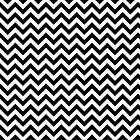 Chic Chevron Pattern by superstarbing