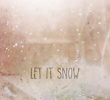 Let it Snow by Nicola  Pearson