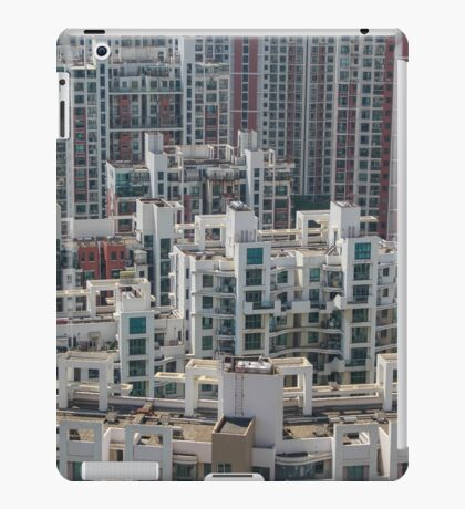 Architecture (Shanghai) iPad Case/Skin