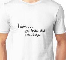 Golden God Unisex T-Shirt