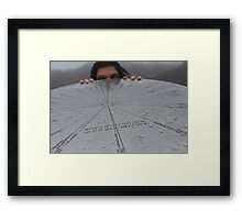 Arthur's Seat  Framed Print