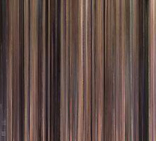 Moviebarcode: Roseanne - Season 2 (1989-1990) by moviebarcode