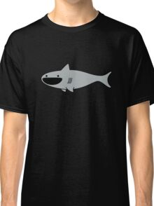 Cute Happy Shark Classic T-Shirt