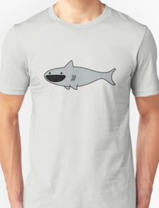 Cute Happy Shark Unisex T-Shirt