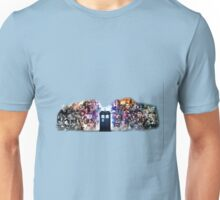 Doctor who 50th - All characters  Unisex T-Shirt