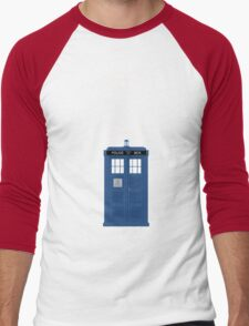 Baby Time Lord On Board Men's Baseball ¾ T-Shirt