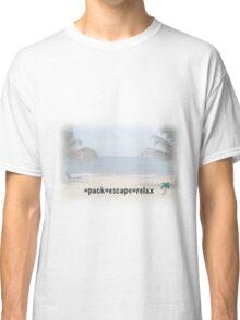 hashtag escape Classic T-Shirt