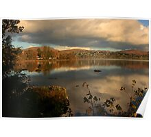 Lough Eske View Poster