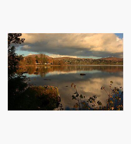 Lough Eske View Photographic Print