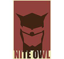 Nite Owl II Photographic Print