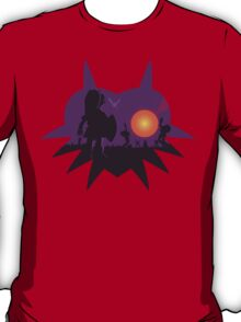 Dawn of the Final Day (Majoras Mask) T-Shirt