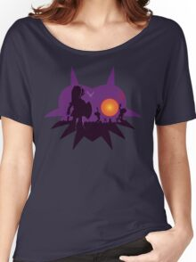 Dawn of the Final Day (Majoras Mask) Women's Relaxed Fit T-Shirt