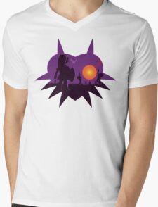 Dawn of the Final Day (Majoras Mask) Mens V-Neck T-Shirt