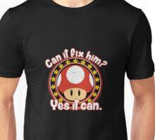 Mushroom mario Unisex T-Shirt