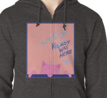 BANKSY NYC 2013 Commemorative T-shirt Zipped Hoodie