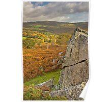 Sanctuary of Autumn Poster