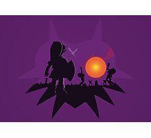 Dawn of the Final Day (Majoras Mask) Photographic Print