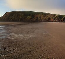 Low Tide at St. Bees Head by GeorgeOne