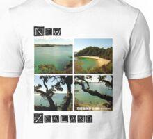 New Zealand - Whale Bay - Tee Unisex T-Shirt