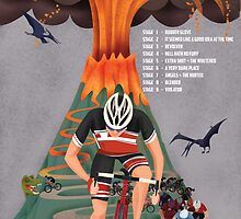 Tour of Sufferlandria 2014 by Grunter Von Agony