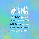Ohana by trilac