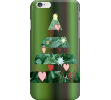 Wishing A Happy And Loving Holiday Season iPhone Case/Skin