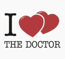I (2 Hearts) The Doctor by GarryVaux