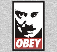 Obey Big Brother by daveburnett