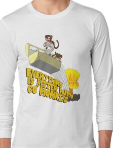 Everything is Better with CG monkies Long Sleeve T-Shirt