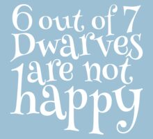 6 out of 7 Dwarves by e2productions