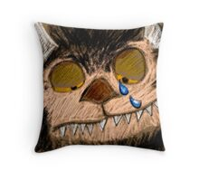 Wild Sympathy  Throw Pillow