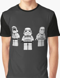 STORMTROOPERS UNIT STAR WARS Graphic T-Shirt