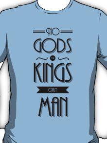 Rapture Travel Poster T-Shirt