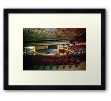 Sterling Opera House Framed Print