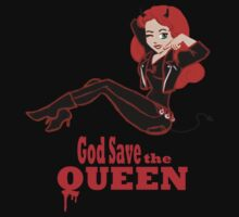 God Save the Queen (of Hell) by NikkiHomicide