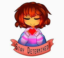 Undertale - Stay Determined Unisex T-Shirt