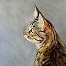 portrait of Monty by Hidemi Tada