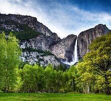 Falls of The Valley by Bendinglife