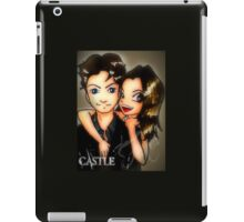 castle promo fanart iPad Case/Skin