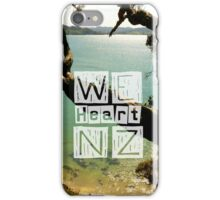 WeHeartNZ - Whale Bay - Phone Case iPhone Case/Skin